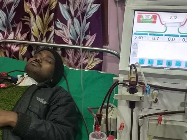 Help Rajesh Fight Kidney Failure