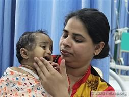 Mishti Bafna needs your help to fight disease