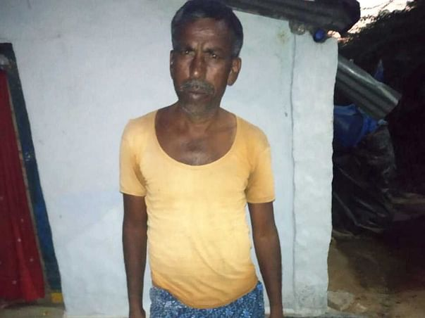 Help Kuruba Eshwarappa Get Treated for Paralytic Stroke