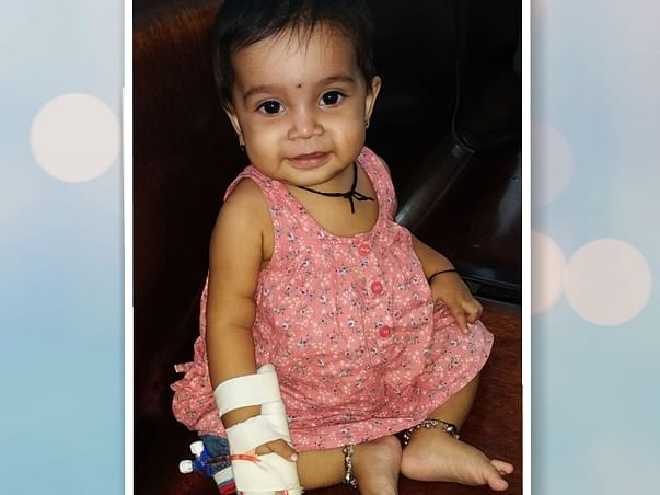 Help Drishti Baheti Fight Blood Cancer