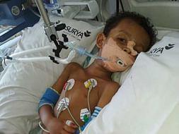 Help Shreyas Get Treated for Acute Flaccid Paralysis Due To Myelitis