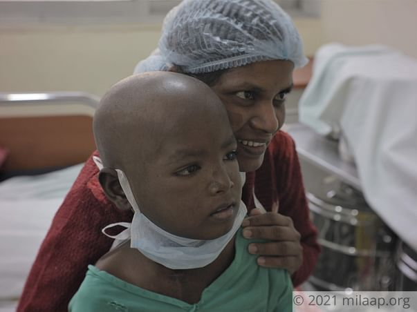 This 10-Year-Old Begs To Go Home From The Hospital, He Needs Help