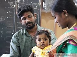 Lajitha needs your help to fight disease