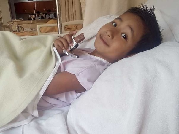 Help Pratik Suffering from Aplastic Anemia