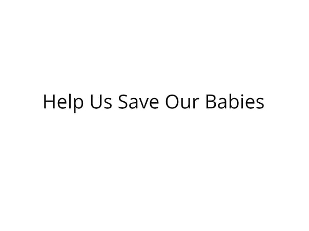 Help Our Premature Twins Survive