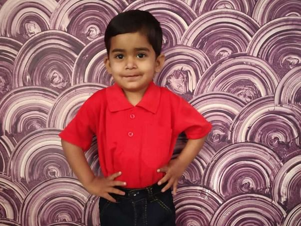 Help My Son Aarav Undergo Bone Marrow Transplant