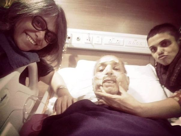 Urgent help needed for our Father's ICU Medical Expenses