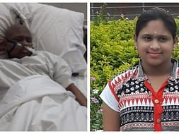 Help 13 Year Old Sravanthi Fight a Rare Blood Disorder