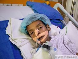 6-Year-Old Is Fighting For His Life In The ICU, Needs Urgent Help