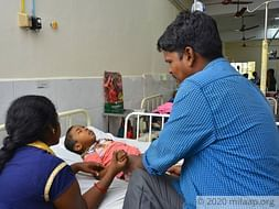 Santhosh needs your help to undergo his treatment