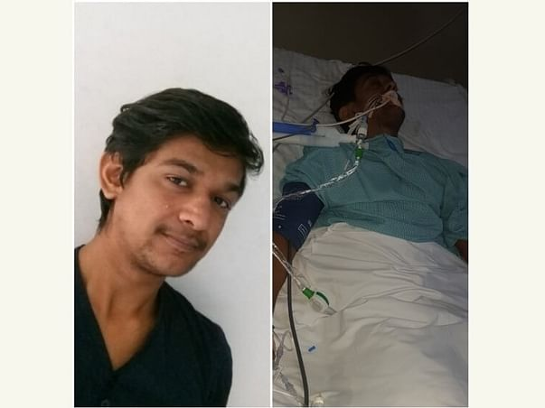 Please Help Me Save My Brother Gokul