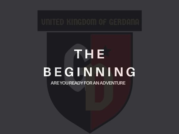 THE BEGINNING (LIVE ACTION FEATURE FILM) Help us making this film