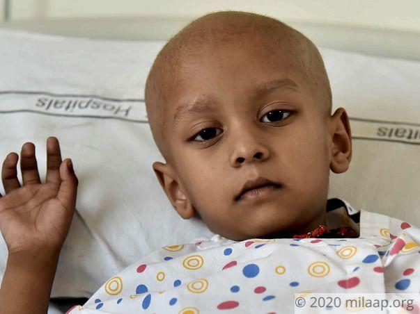 Tanishka needs your help to undergo her treatment