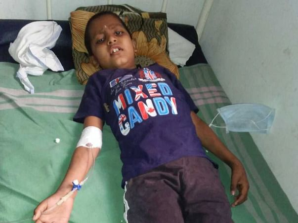 Help Sumit Fight Blood Cancer
