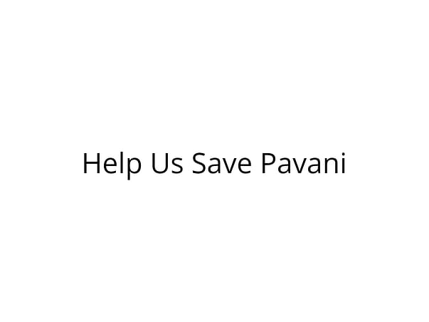 Help Pavani Recover from Severe Injuries