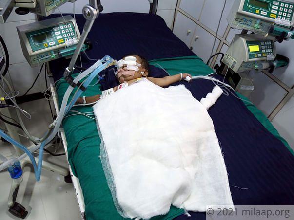 Anayasha needs your help to undergo her treatment