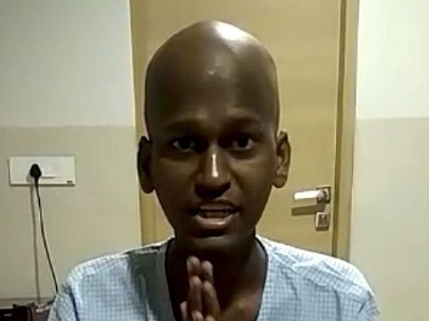 SAVE SACHIN TO WIN  CANCER