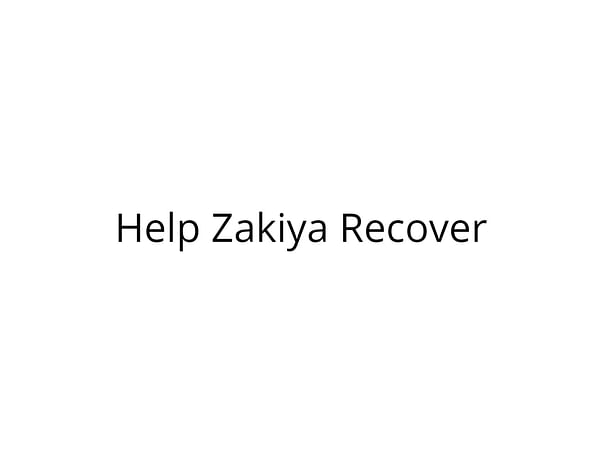 Help Zakiya Undergo Treatment for Kidney Failure