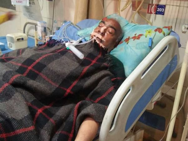 Help Me Save My Father From A Serious Accident