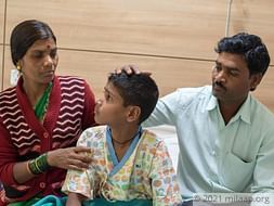 Boy With A Large Hole In His Heart Has Just 24 Hours To Get Surgery
