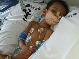 Help Sreyas Recover From Acute Flaccid Paralysis