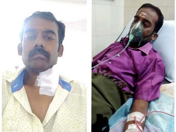 Help Sathish Undergo A Kidney Transplant