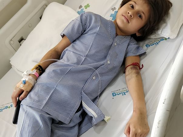 Help Ankita Fight Blood Cancer