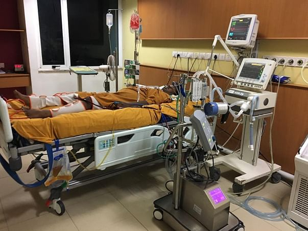 Help Mohanraj To Fight Against The Deadly Lung Infection - Melioidosis