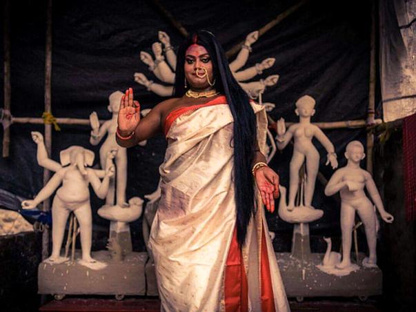 Kolkata's First Trans Colour Festival - TransBosonto Utsab