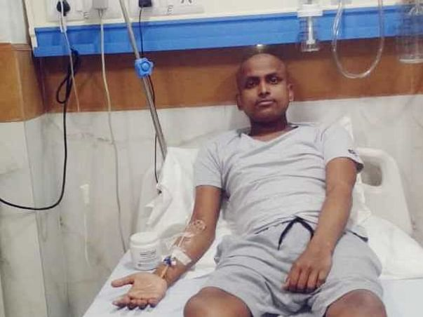 Help Akash To Win His Fight Against Cancer