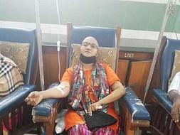 Help Sageetha Kumari Fight Cancer