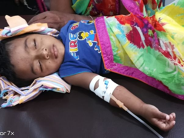 Save the life of child