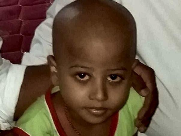 Help Ajai Fight Blood Cancer