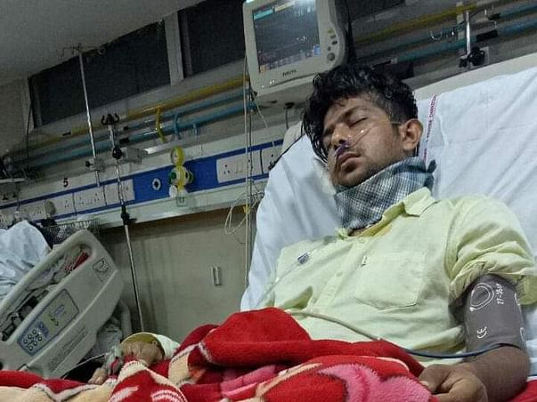Help Kunal With His Kidney Failiure