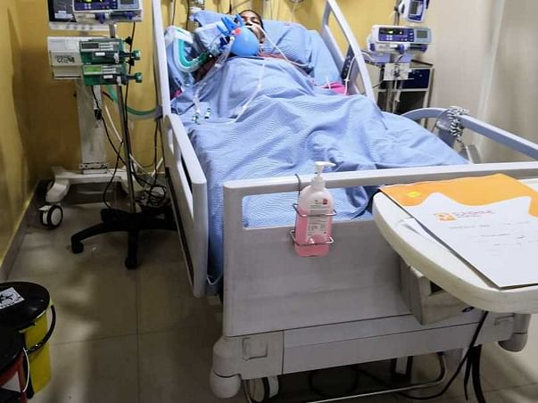 Help Kusuma Recover From Lung Failure