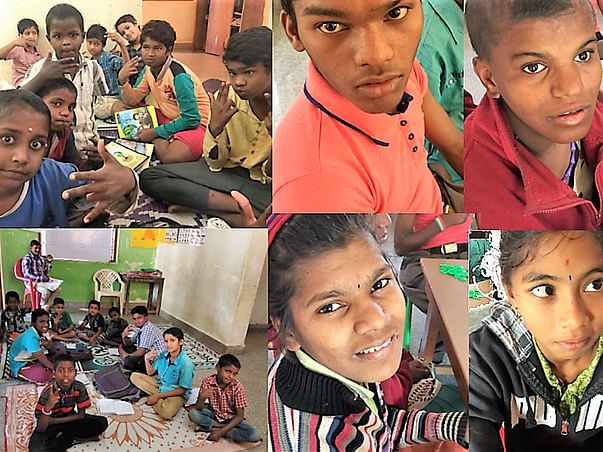 Education and Healthcare support for children on the streets