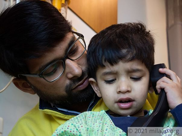 3-Year-Old Will Never Be Able To Hear Without An Urgent Surgery