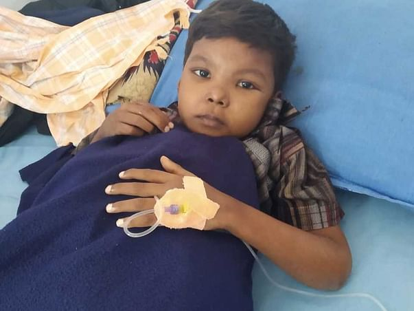 Help Young Pavan's 8 Year Fight Against Kidney Problems