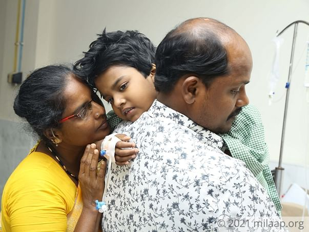 Jannathul  needs your help to fight disease
