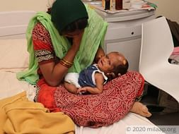 Baby of Indraveena needs your help to survive