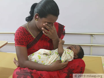 support-baby-of-pavithra