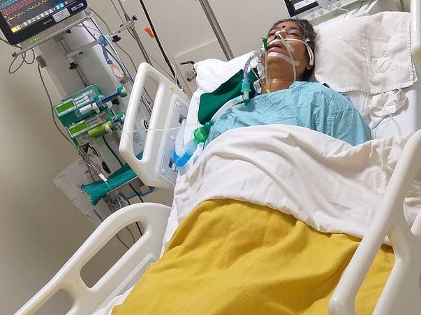 Support Sujatha Fight Swin Flu