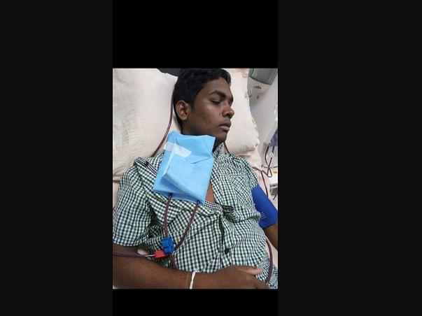 Help Umesh Undergo Kidney Transplant