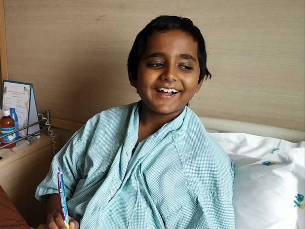 Help Twarit Fight HLH And Recover...