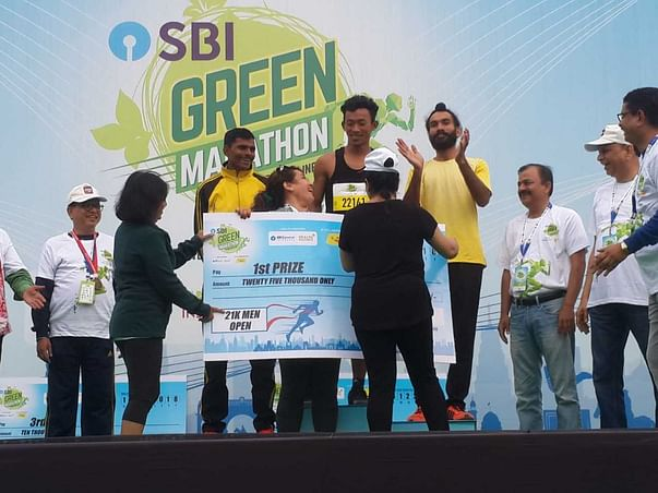 Support Batsrang, A Promising Marathoner From Rural Meghalaya