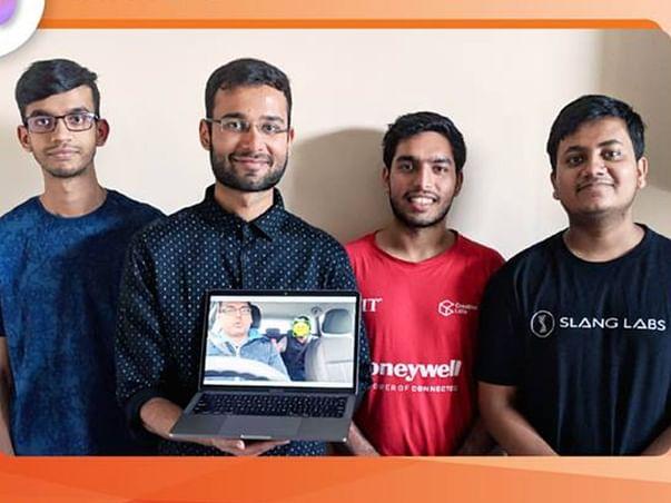 Take Team Qubits to START Hack, Switzerland