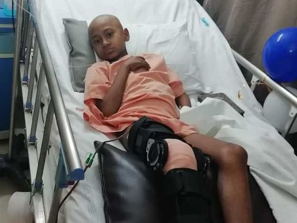 Help Harshavardhan Fight With Cancer!