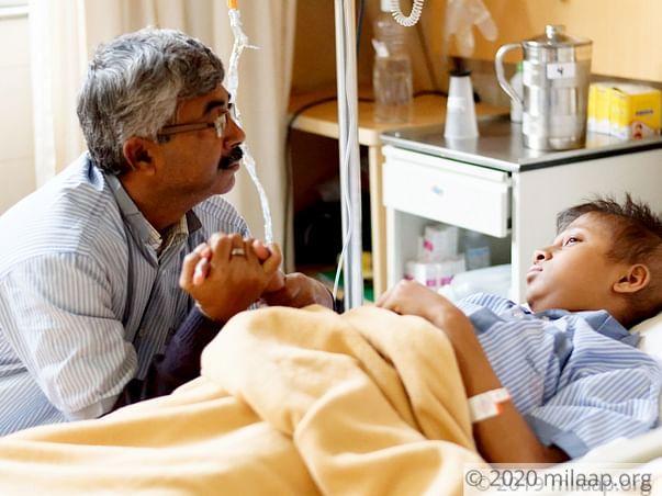 Subhajit needs your help to undergo his treatment