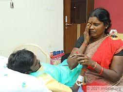 Saran raj needs your help to undergo his treatment