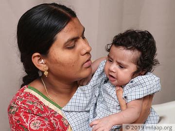 support-baby-of-anusha